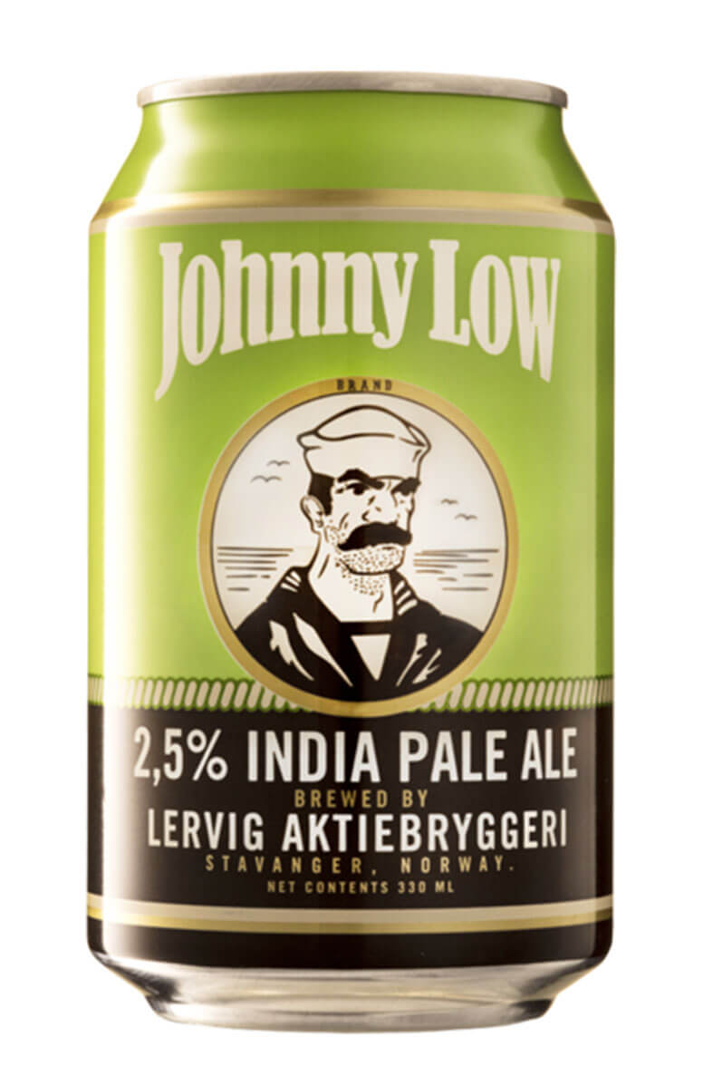 Lervig Johnny Low 33cl Can