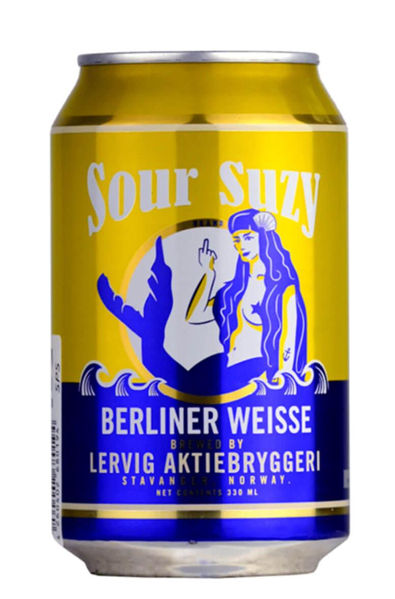 Lervig Sour Suzy Berliner Weisse 33cl