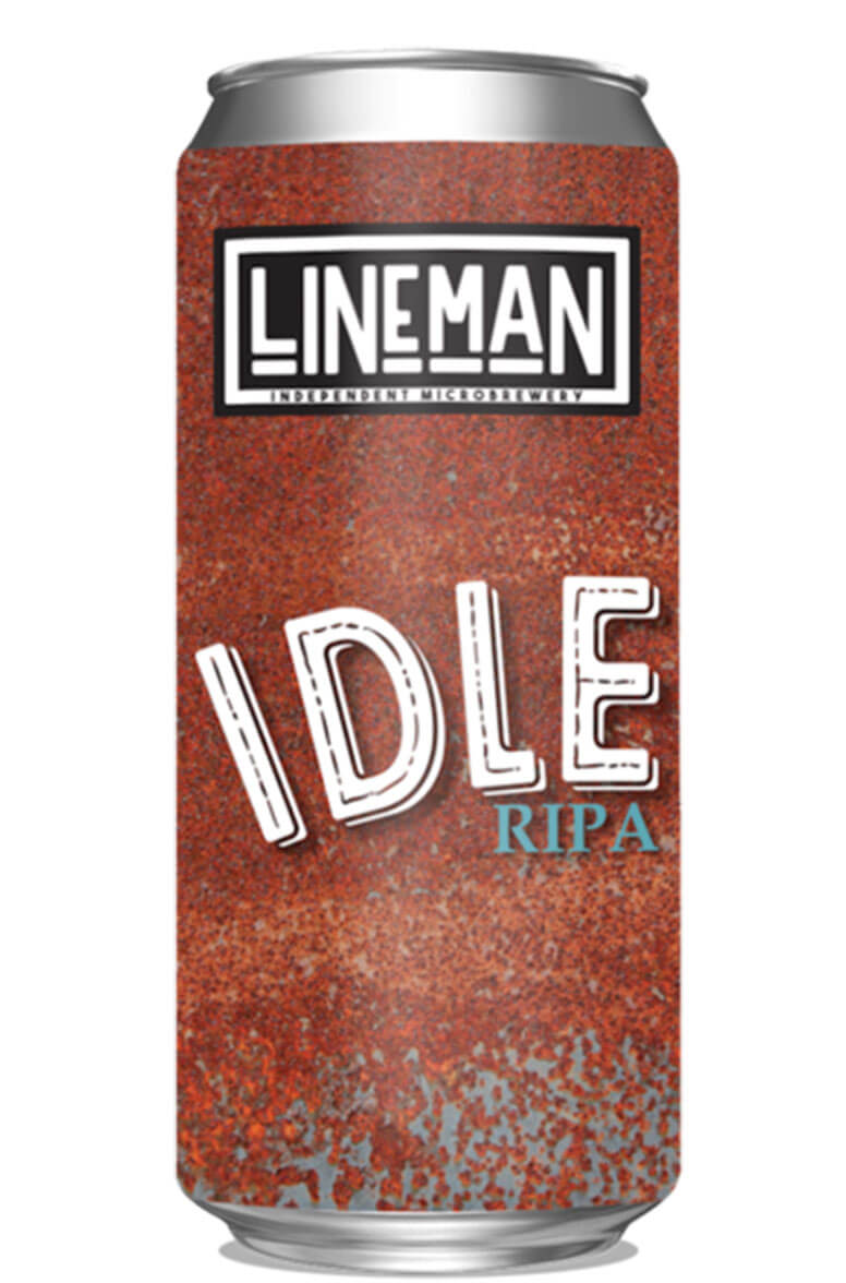 Lineman Idle Red RIPA 44cl