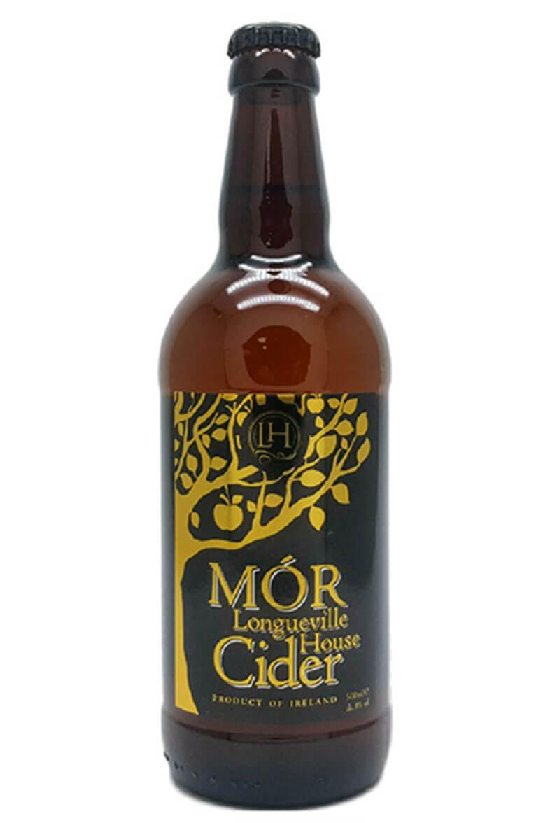 Longueville House Mor Cider