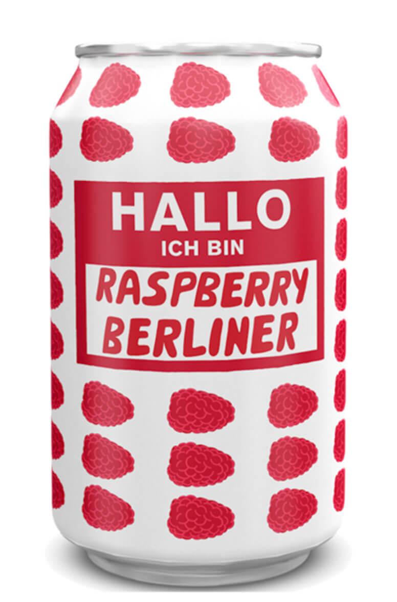 Mikkeller Hallo Ich Bin Raspberry Berliner 33cl Can