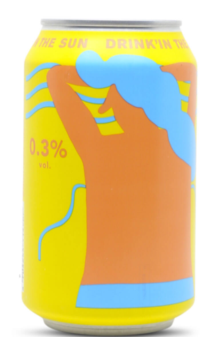 Mikkeller Drink 'in The Sun 33cl Can