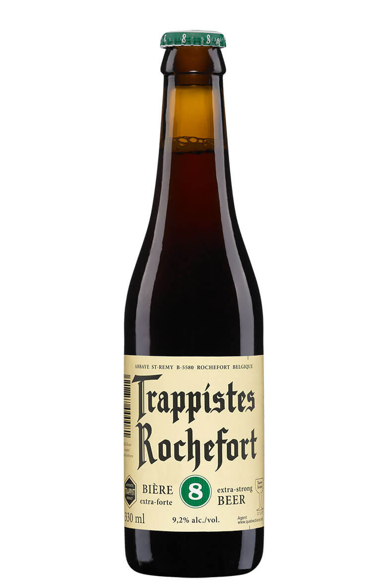 Trappistes Rochefort 8 33cl Bottle