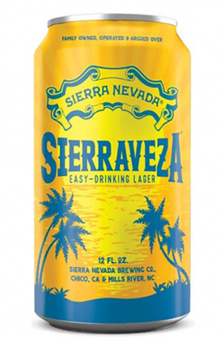 Sierra Nevada Sierraveza 35.5cl Can
