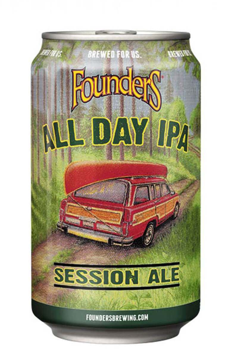 Founders All Day IPA 33cl Can