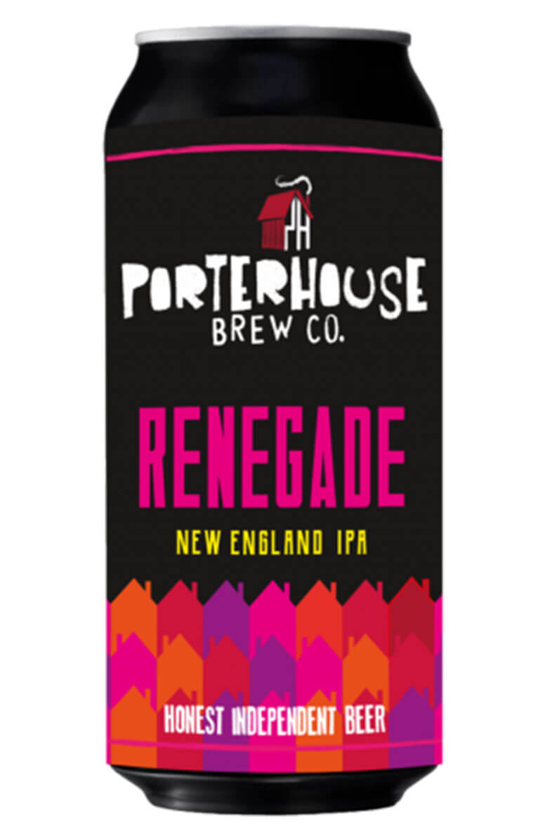 Porterhouse Renegade IPA 44cl Can