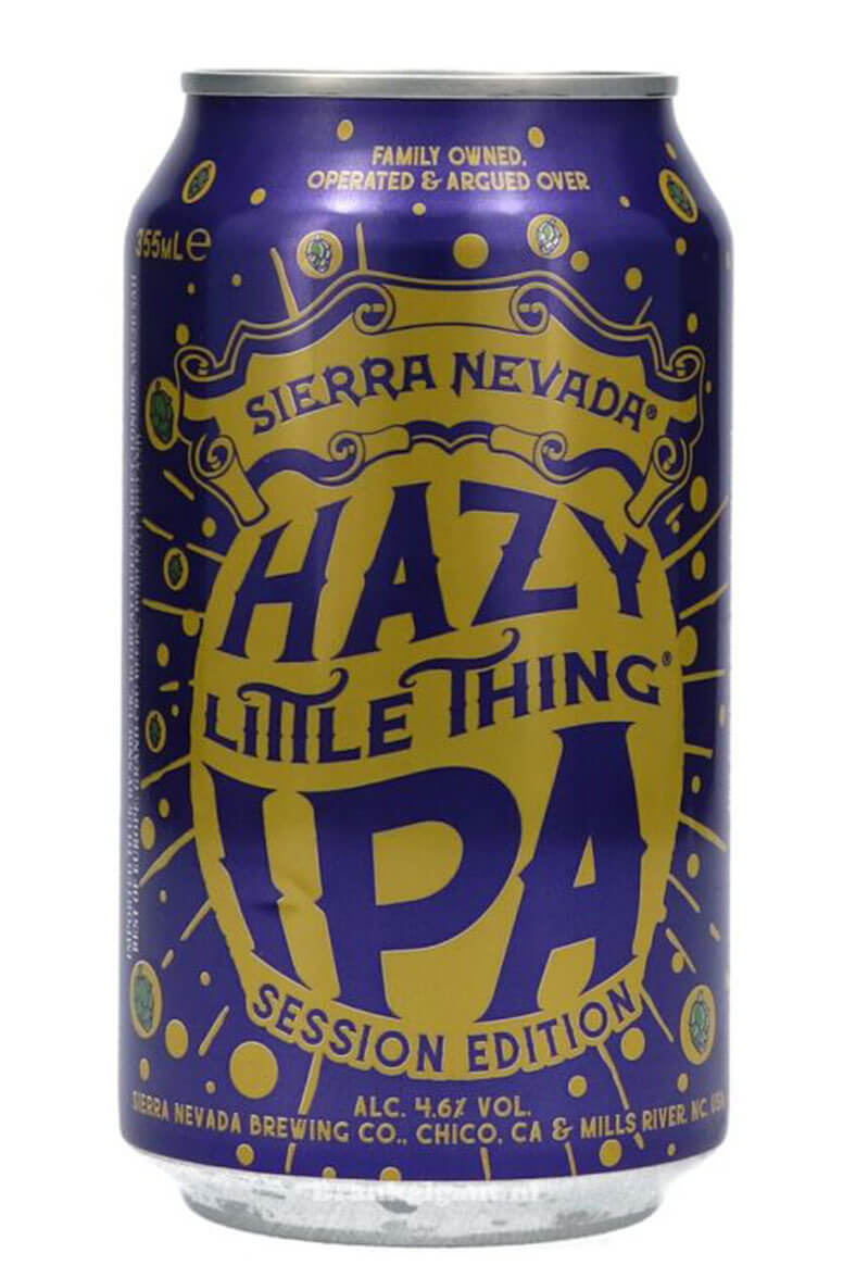 Sierra Nevada Hazy Little Thing 35.5cl Can