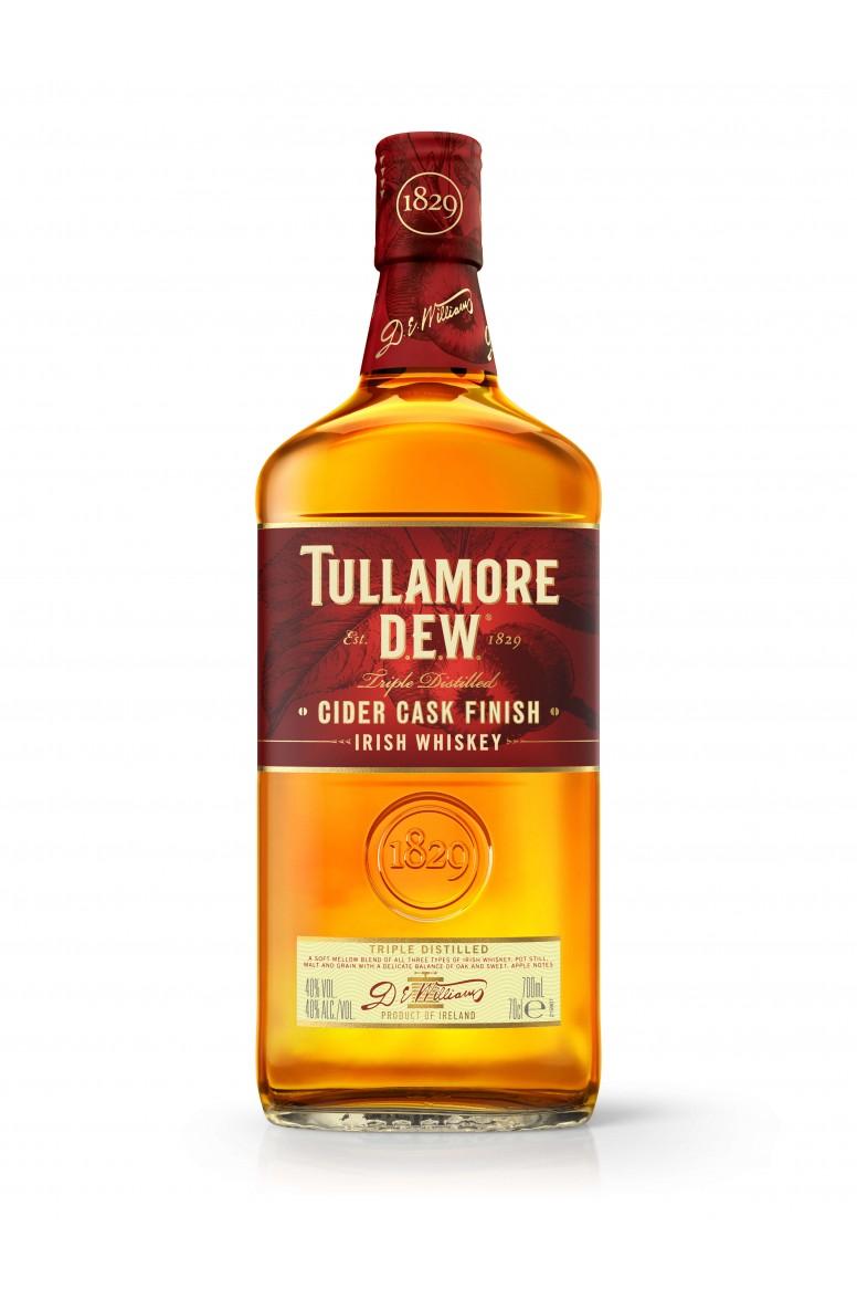 Tullamore Dew Cider Cask Finish 50cl