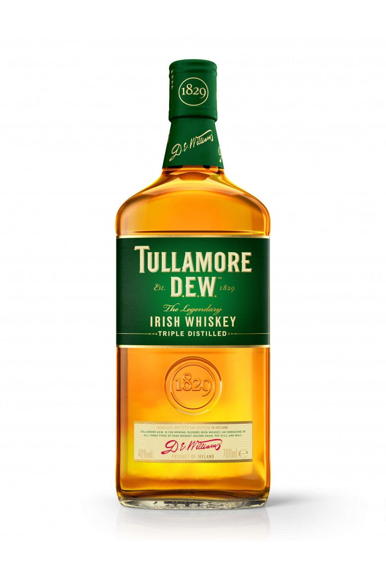 Tullamore Dew Blended Whiskey