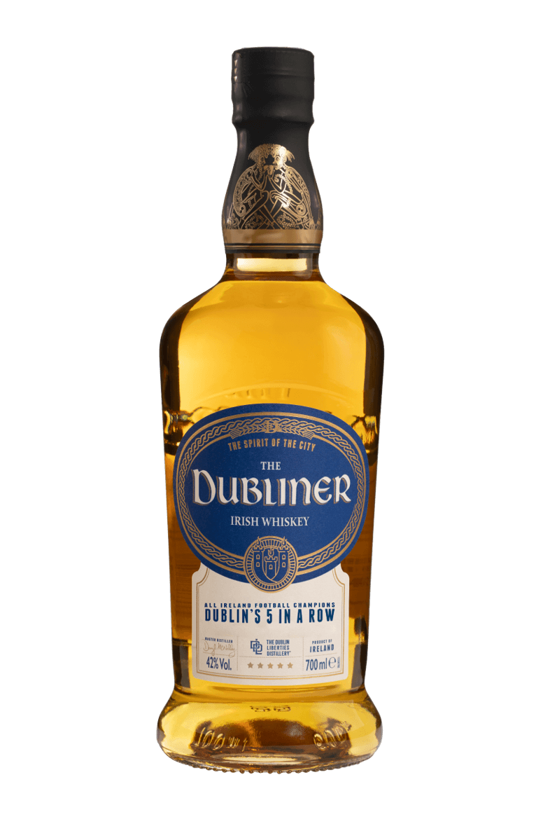 Dubliner Master Distillers Reserve 5 in a Row Irish Whiskey