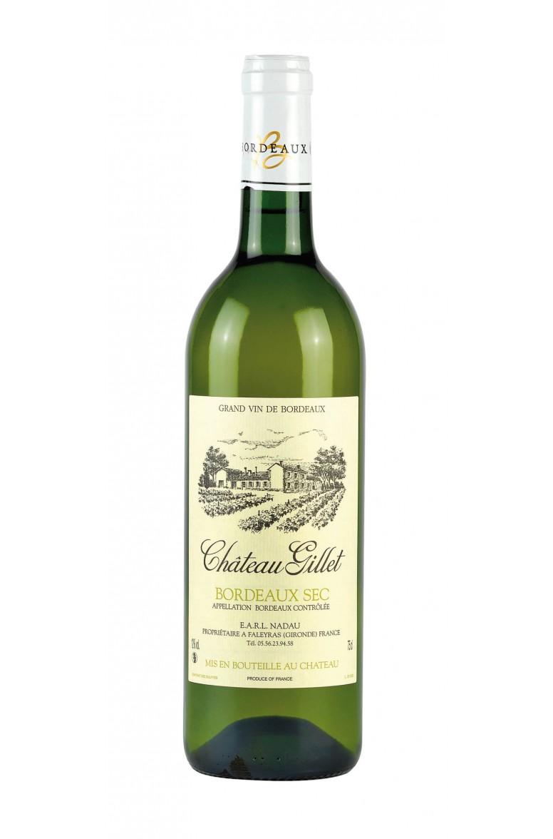 Chateau Gillet Bordeaux Blanc