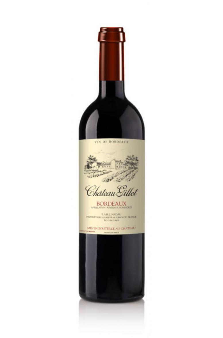Chateau Gillet Bordeaux Rouge