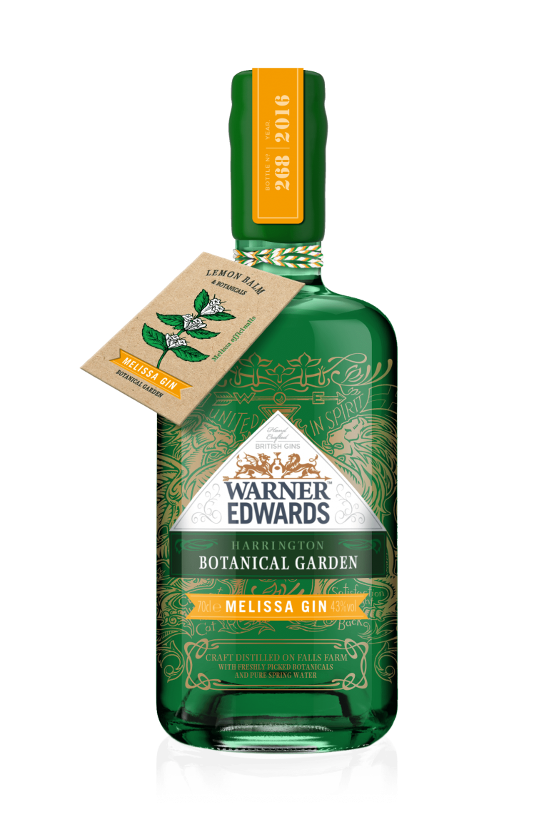 Warner Edwards Melissa Lemon Balm Gin