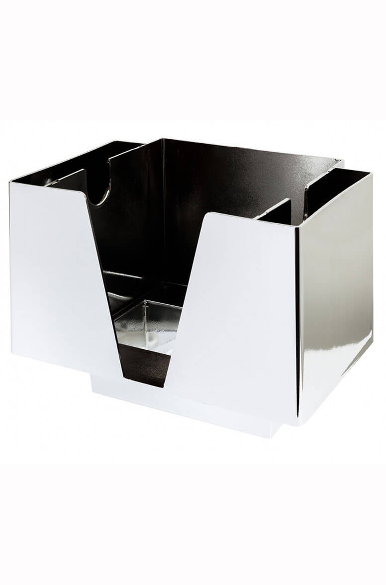 Bar Organiser 3 part Chrome Plated