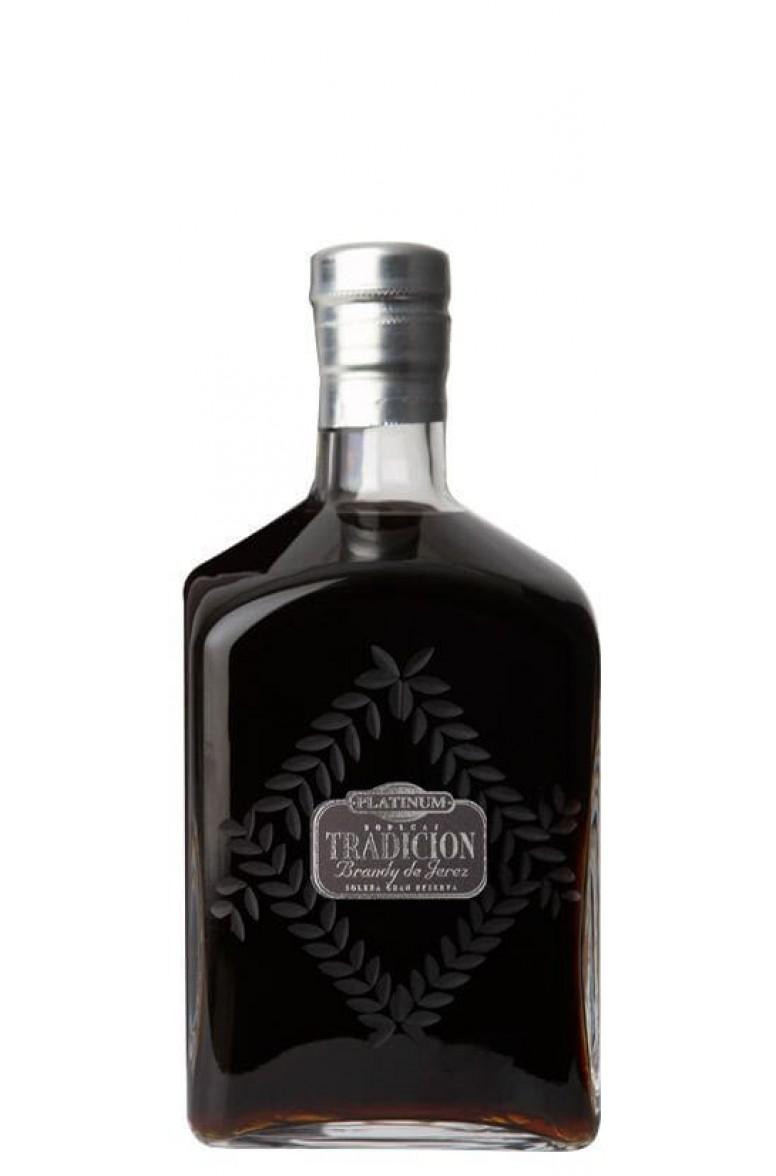 Bodegas Tradición Brandy Platinum