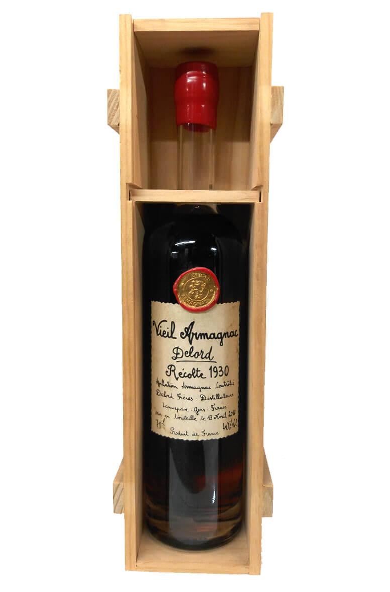 Delord 1930 Armagnac