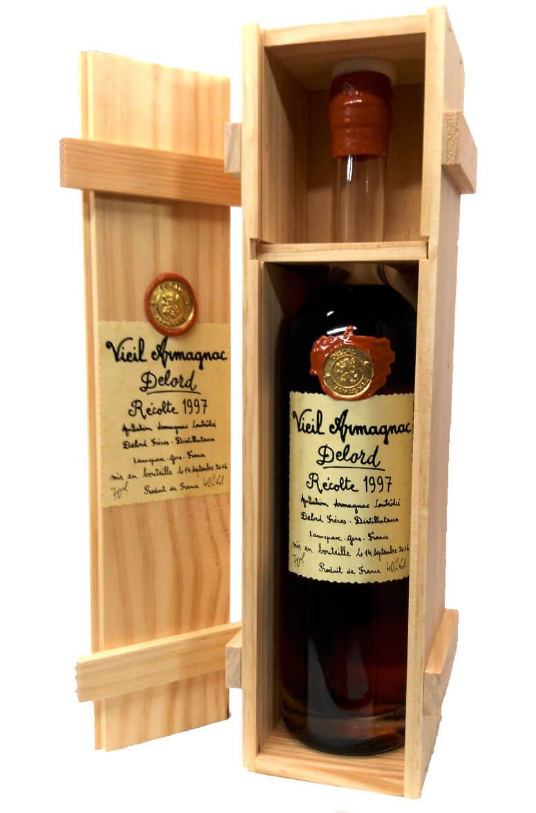 Delord 1997 Armagnac