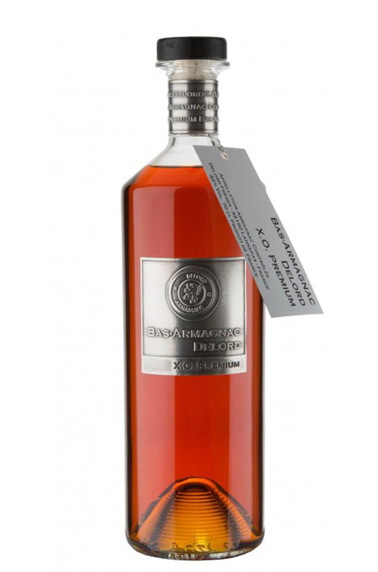 Delord Bas Armagnac XO Premium