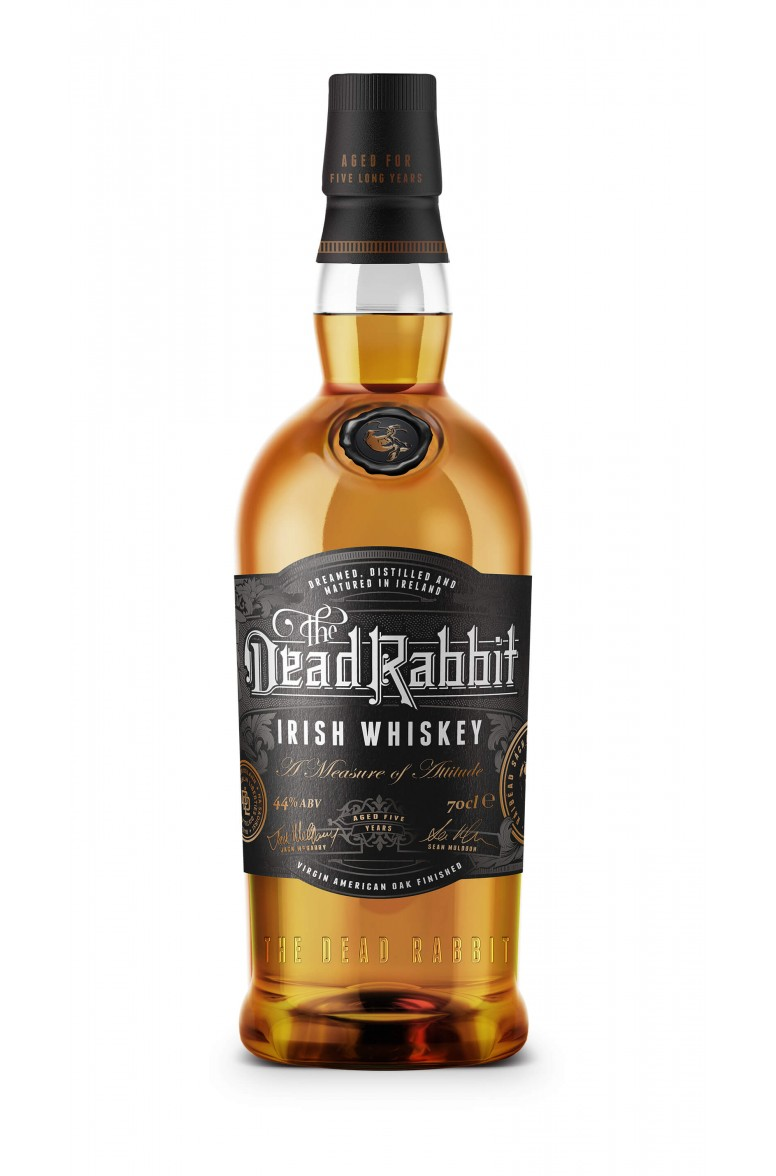 The Dead Rabbit Whiskey