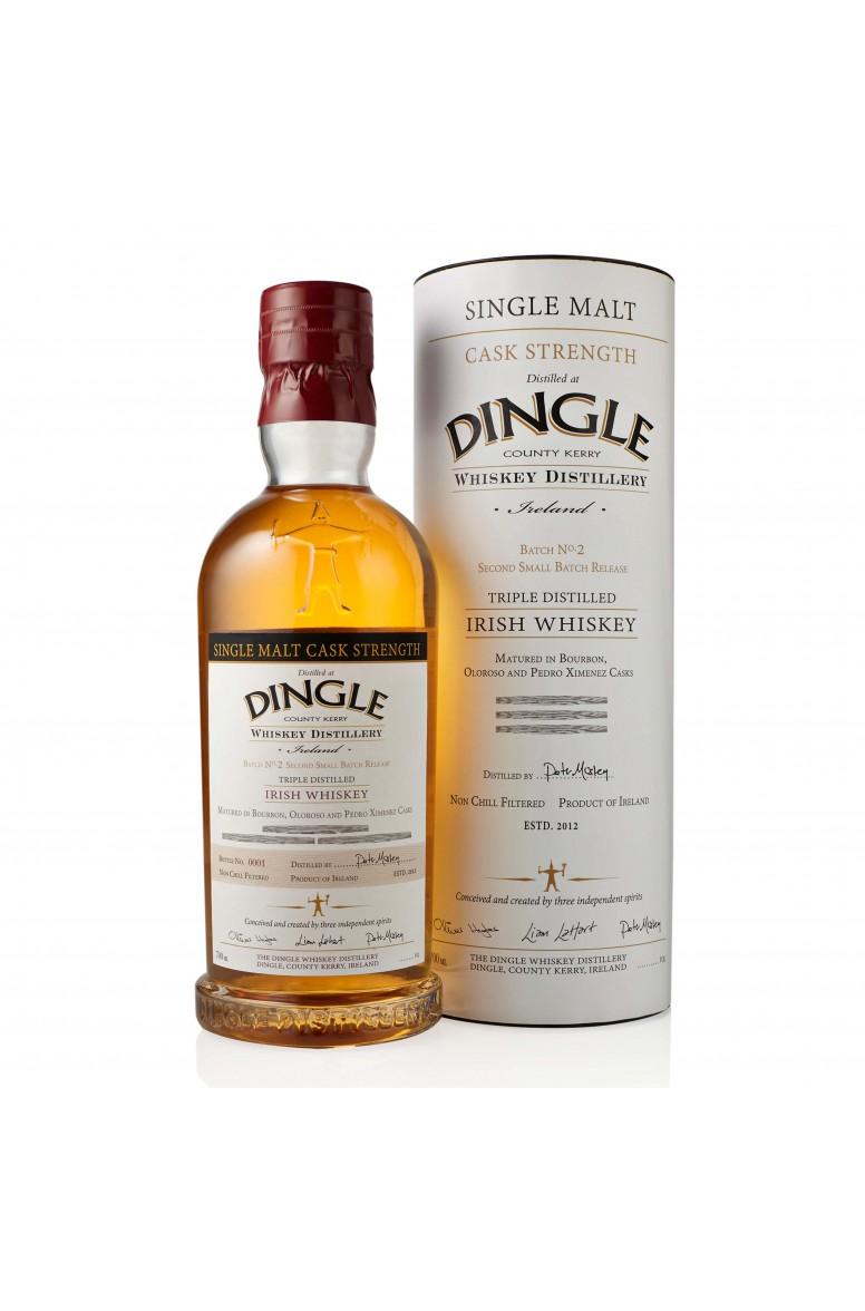 Dingle Cask Strength Single Malt Batch 2