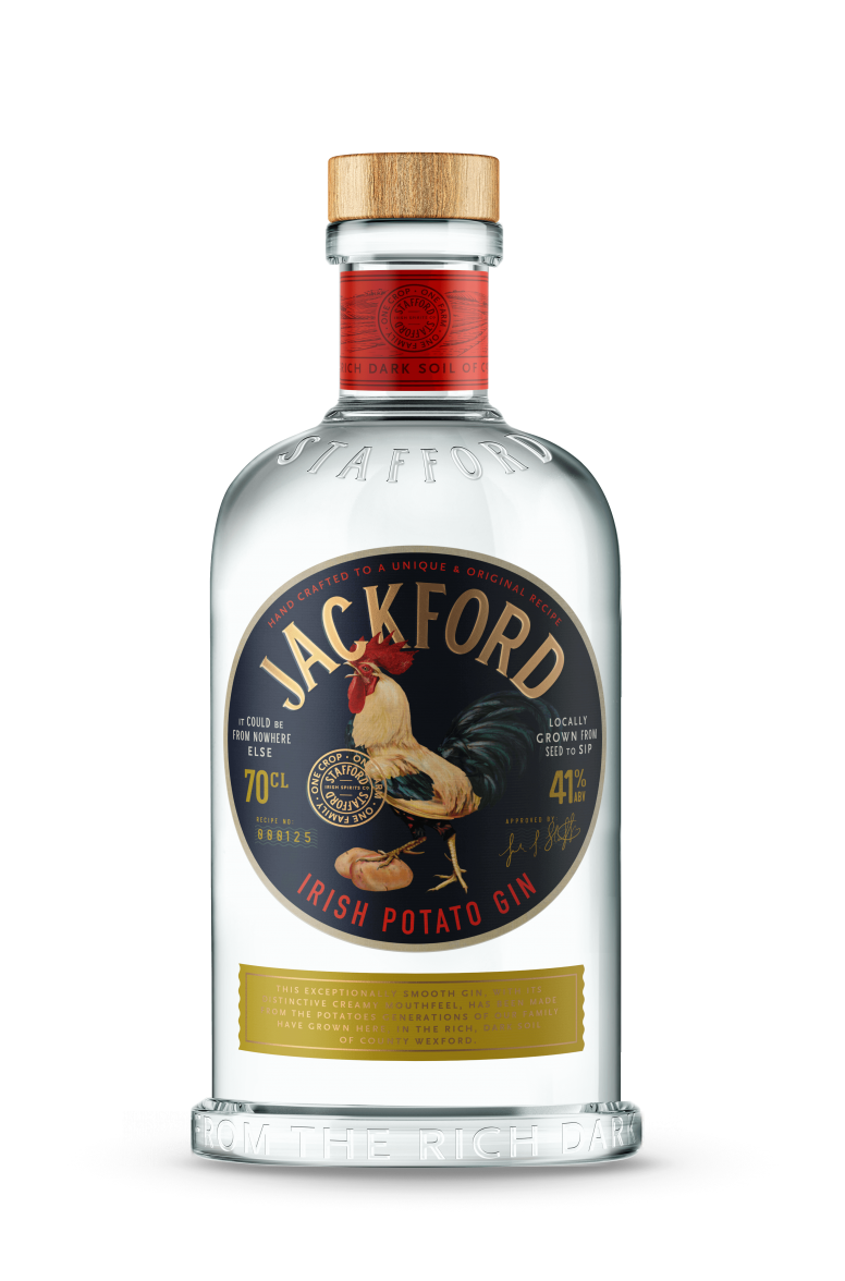 Jackford Irish Potato Gin