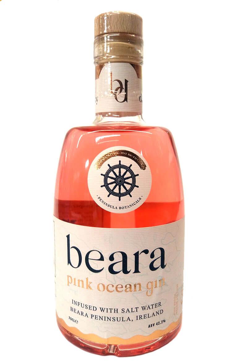 Beara Ocean Pink Gin