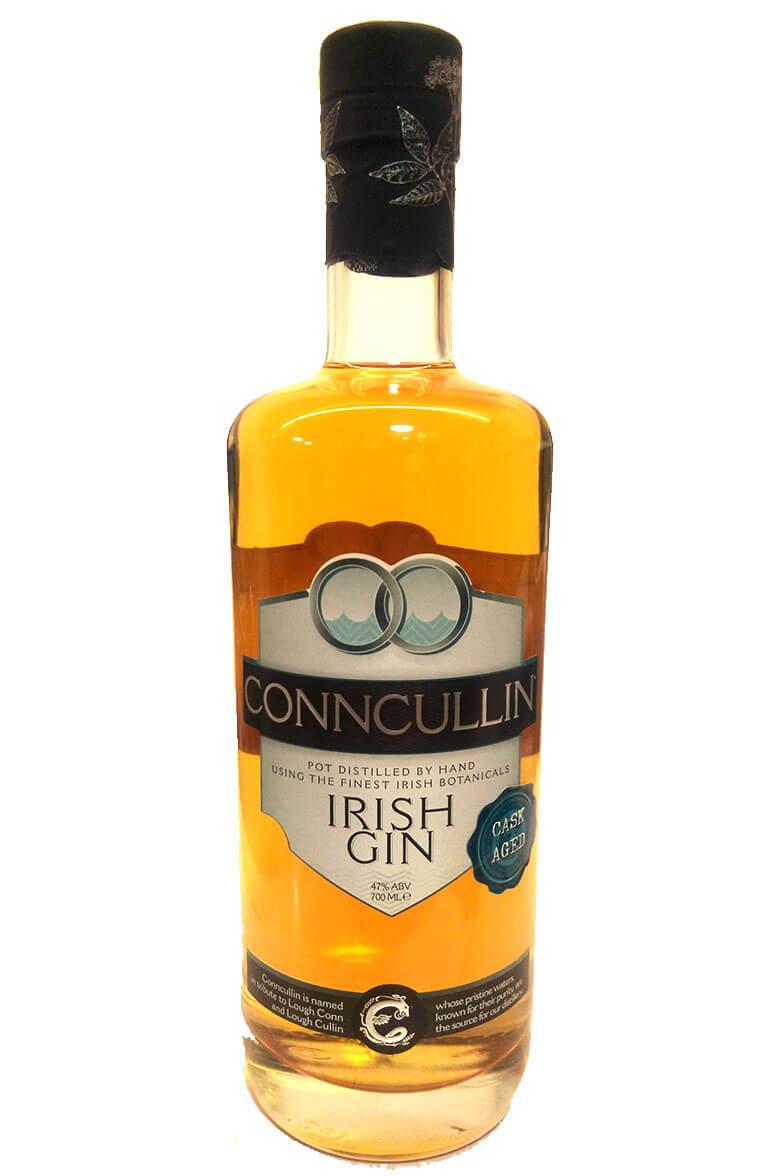 Conncullin Cask Aged Irish Gin