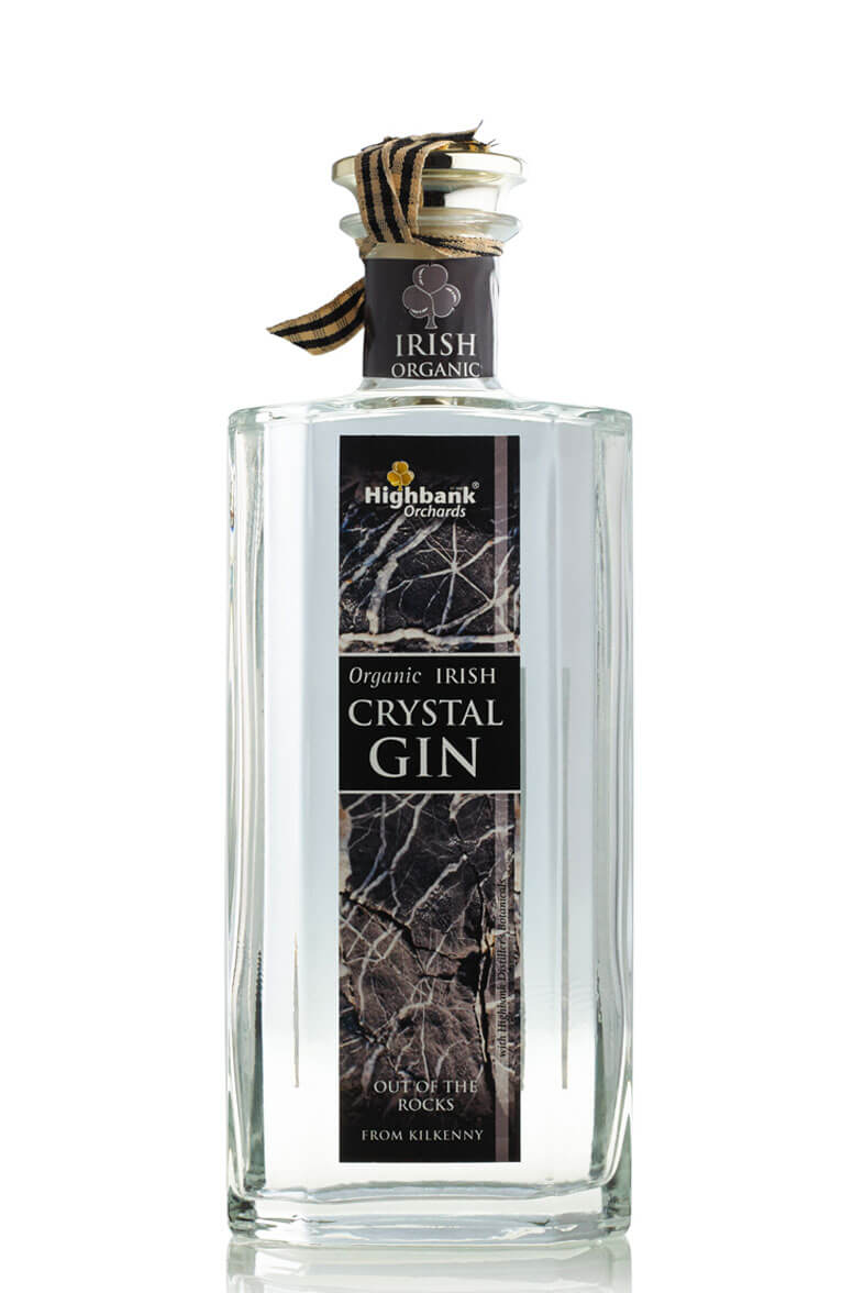 Highbank Organic Crystal Irish Gin