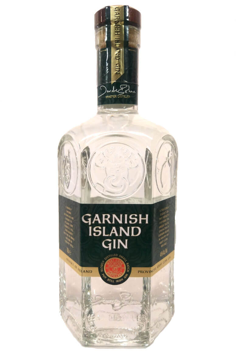 Garnish Island Gin