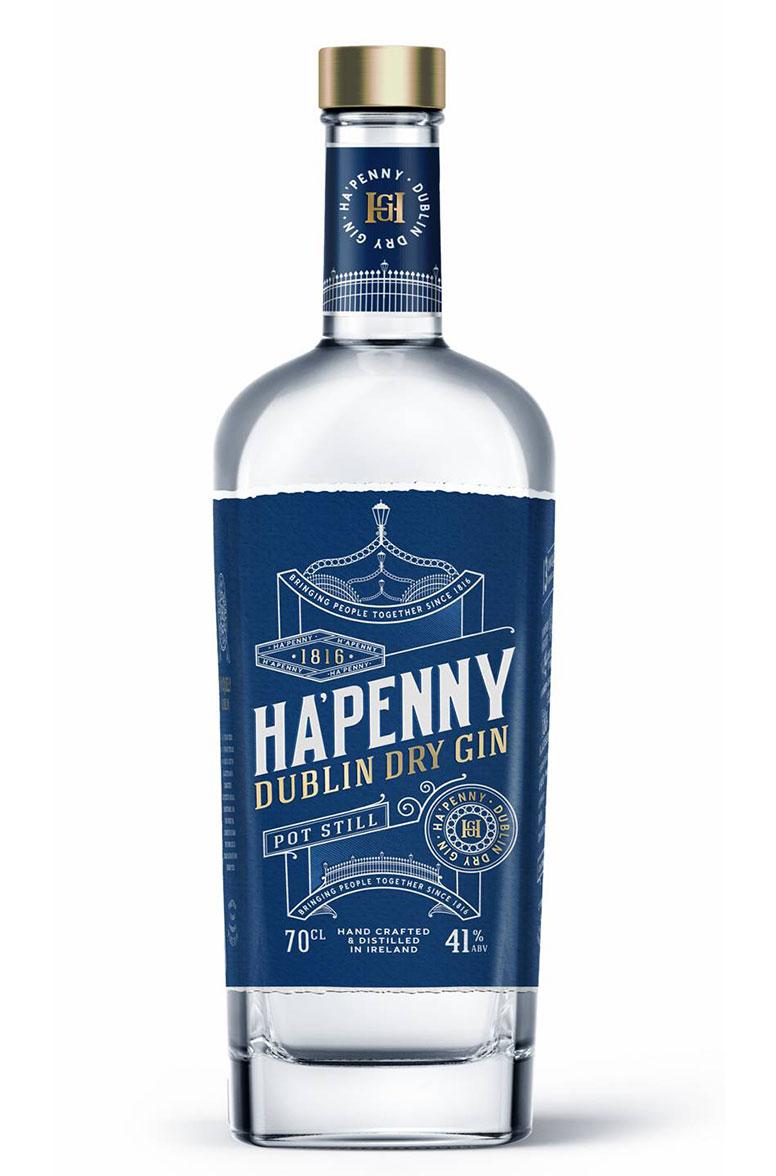 Ha'penny Pot Still Gin