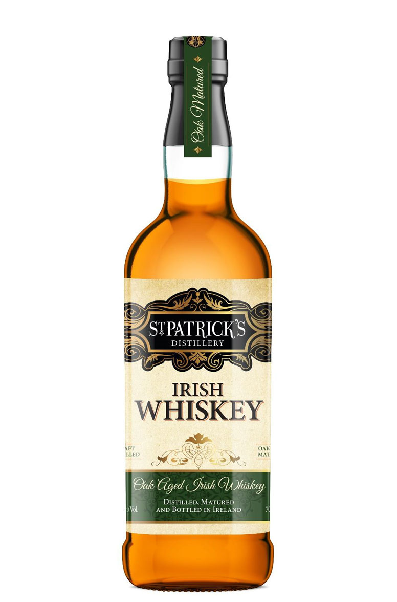 St Patrick's Irish Whiskey