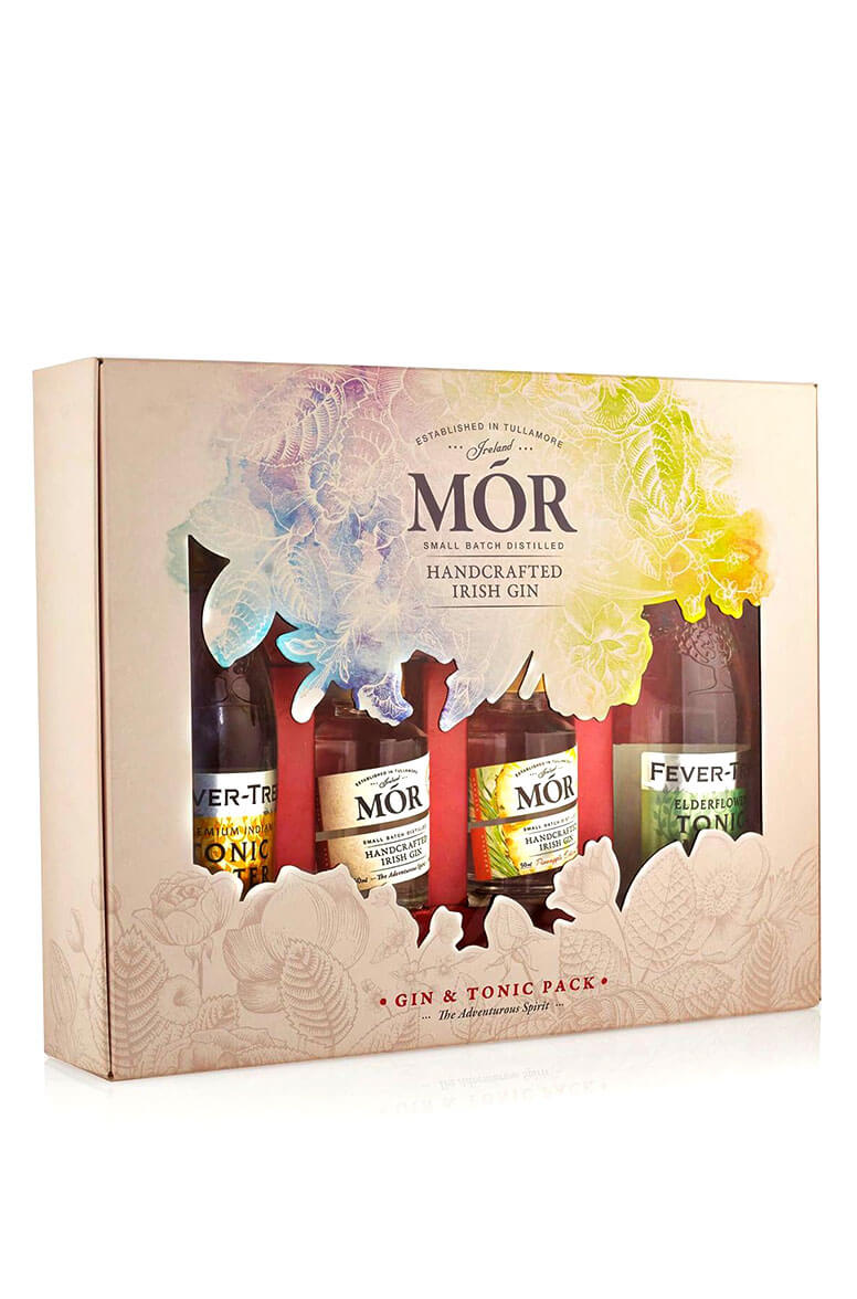 Mór Mini Gin and Tonic Gift Set