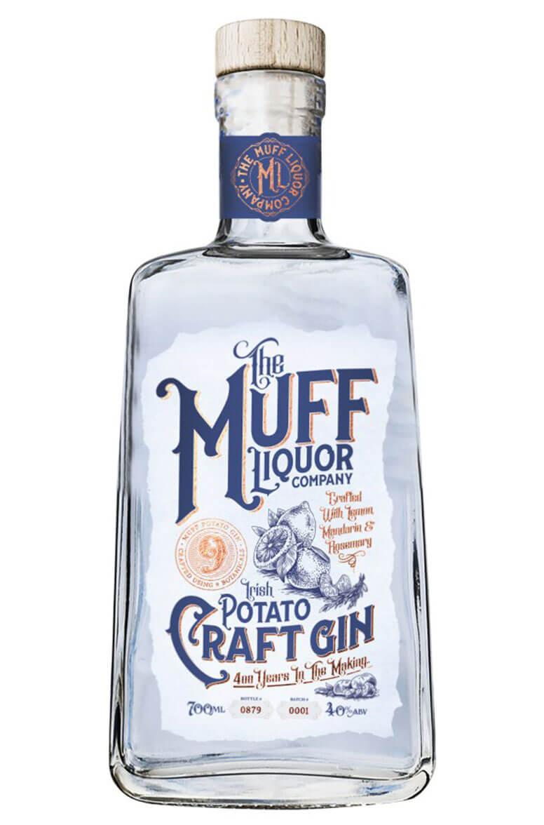 Muff Liquor Company Potato Gin