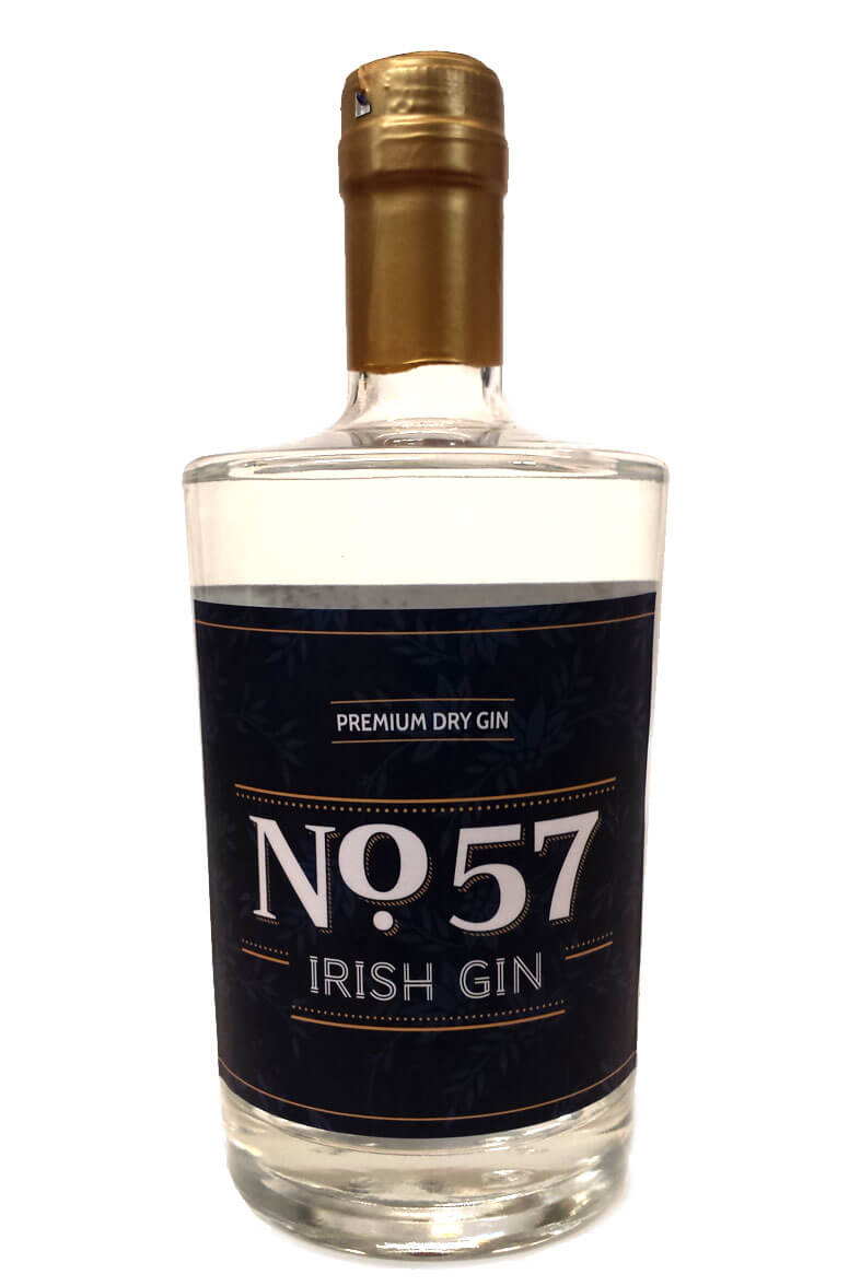 No 57 Irish Gin