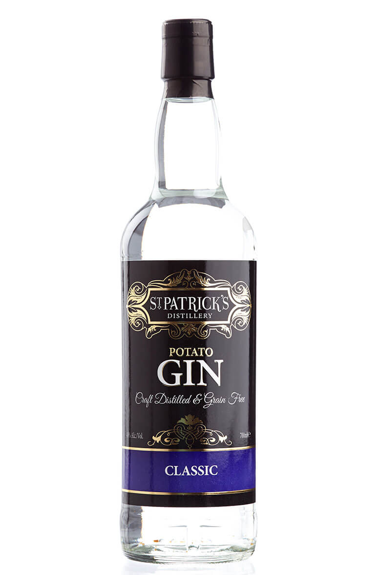 St Patrick's Gin