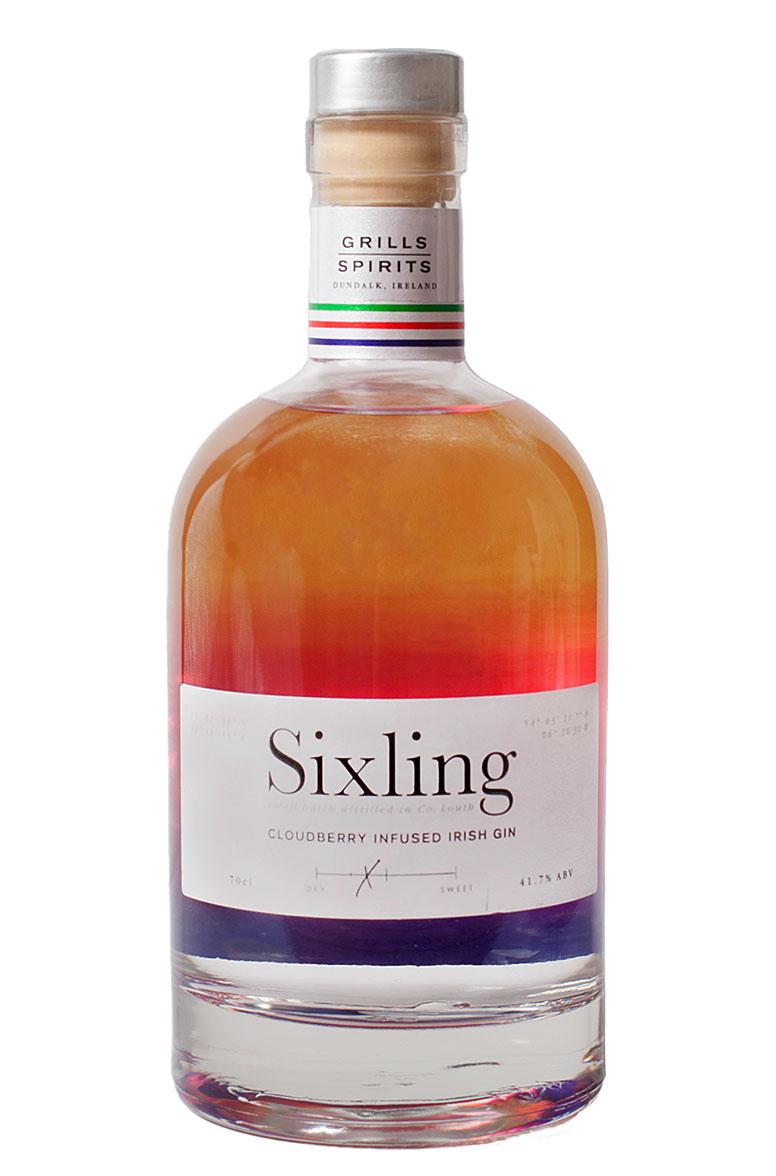Sixling Irish Gin