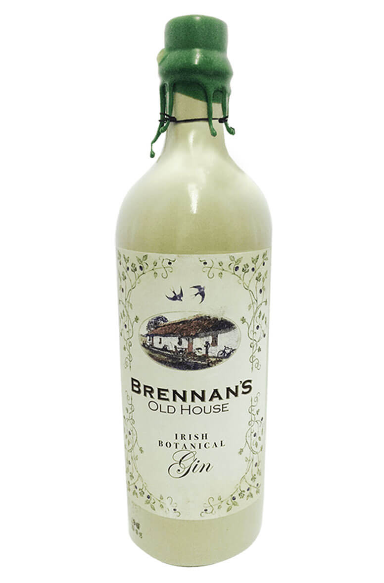 Brennans Old House Irish Gin