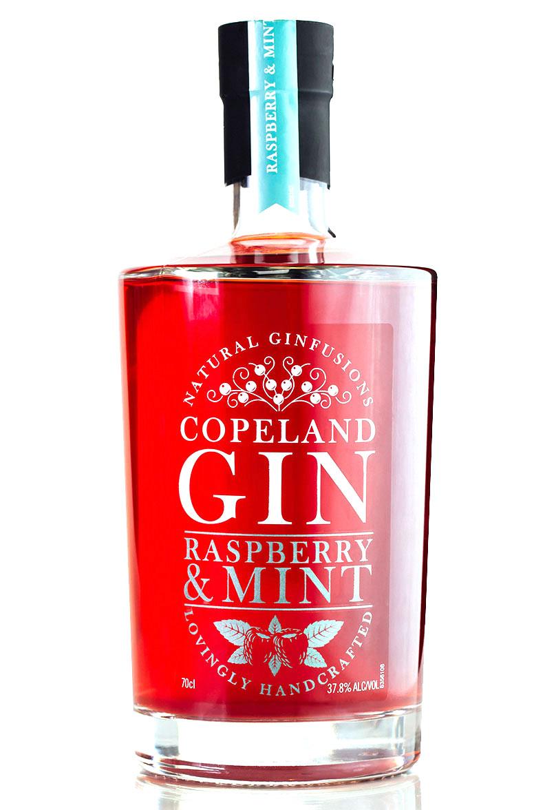 Copeland Raspberry & Mint Gin