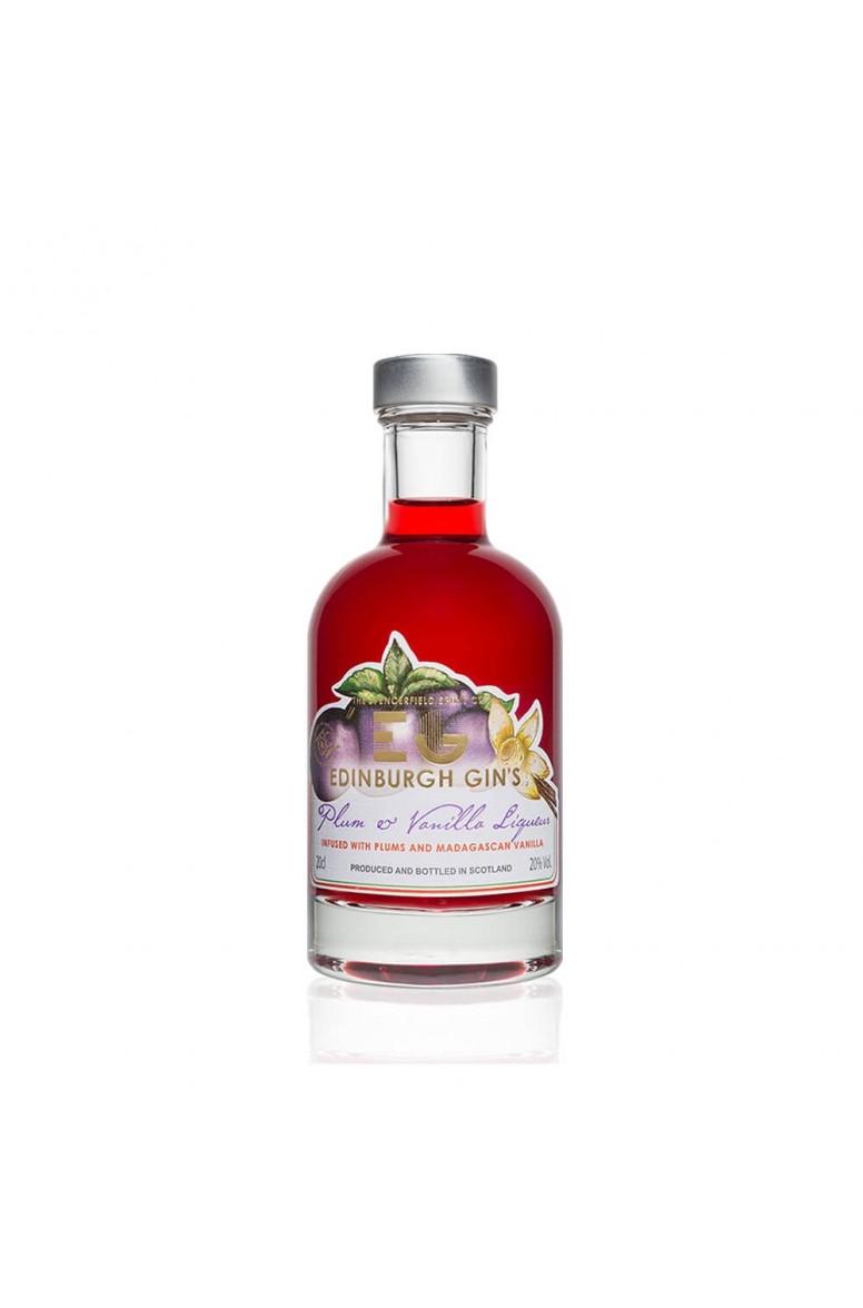 Edinburgh Plum & Vanilla Gin Liqueur 20cl