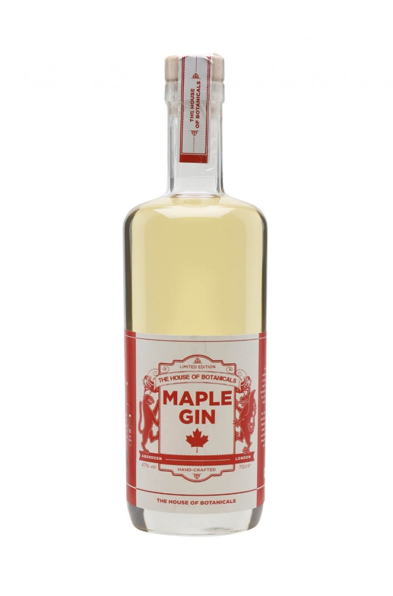 The House of Botanicals Maple Gin
