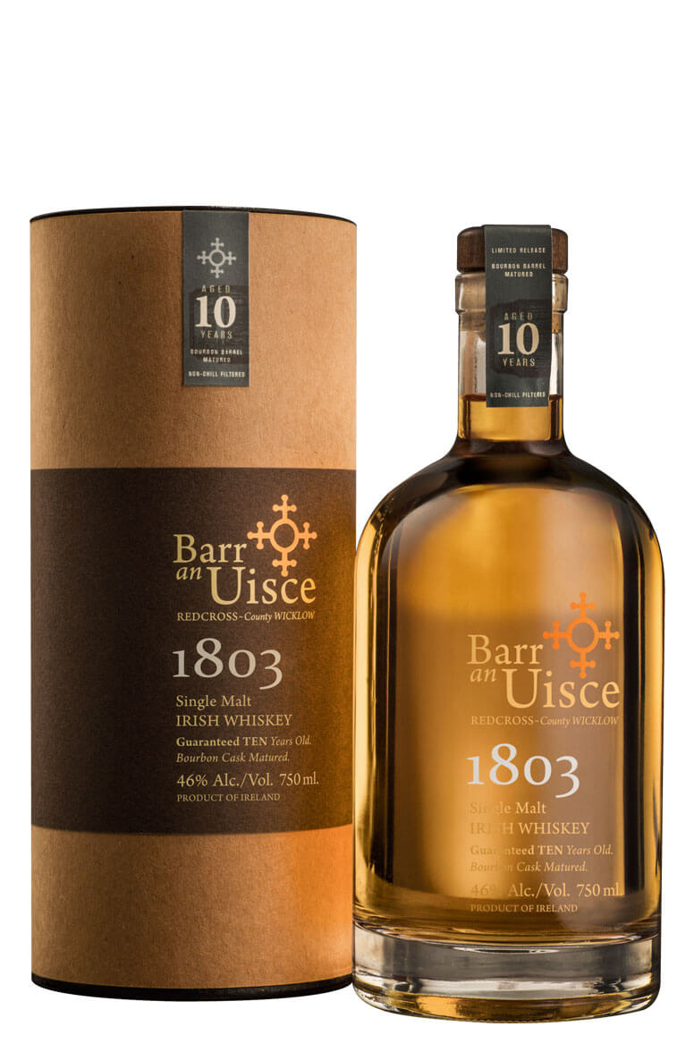 Barr an Uisce 1803 10 Year Old Single Malt