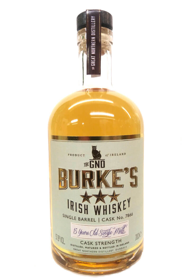 Burke's 15 Year Old Single Cask 7866