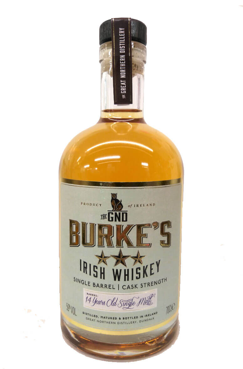 Burke's 14 Year Old Single Malt Single Cask