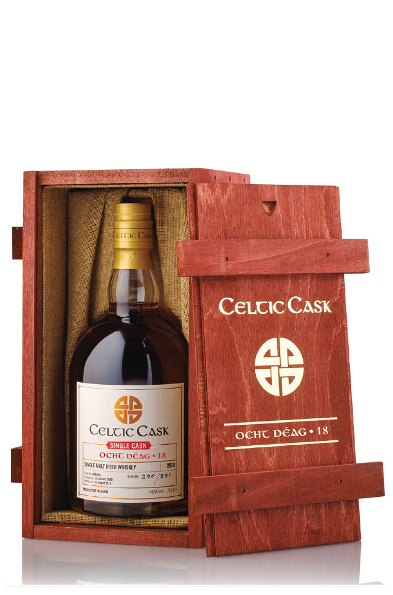 Celtic Cask Ocht Deag Single Malt (18)