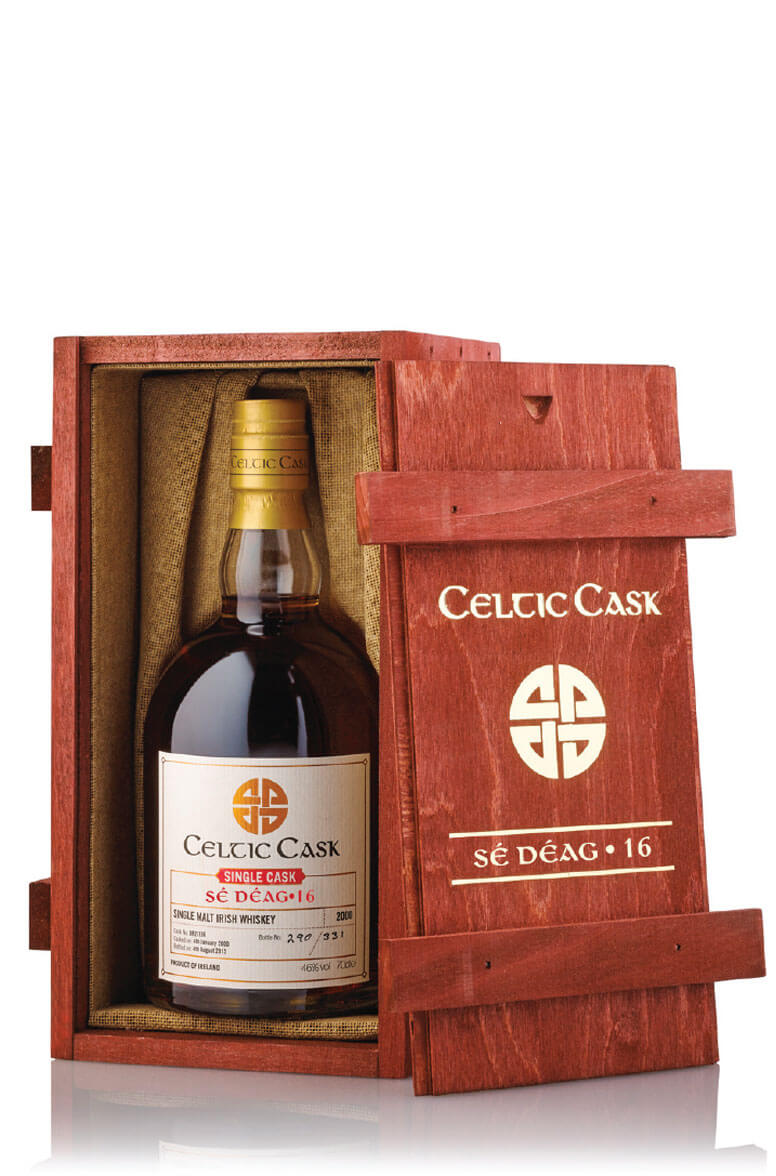 December Whiskey Samples - Celtic Cask Sé Déag, 16