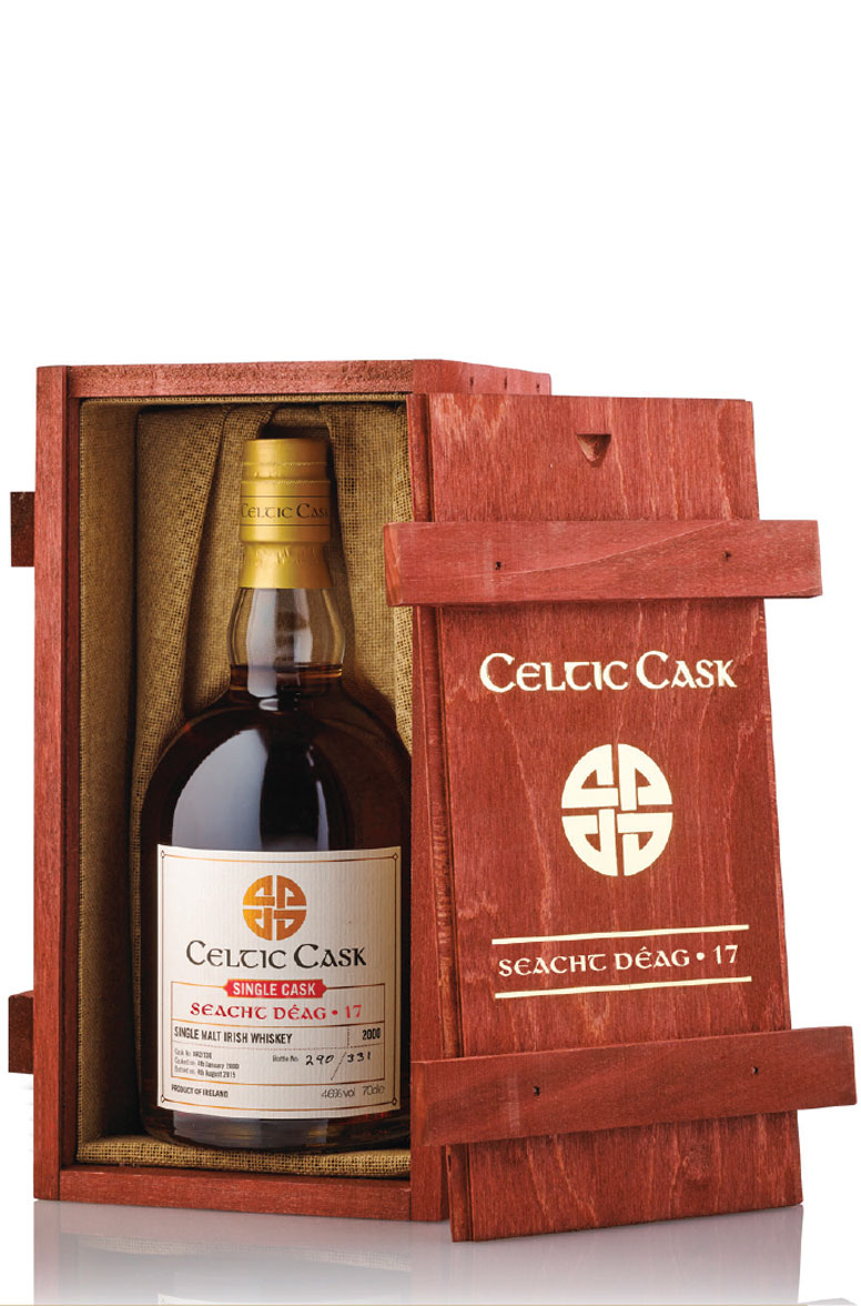 Celtic Cask Seacht Deag Single Malt (17)