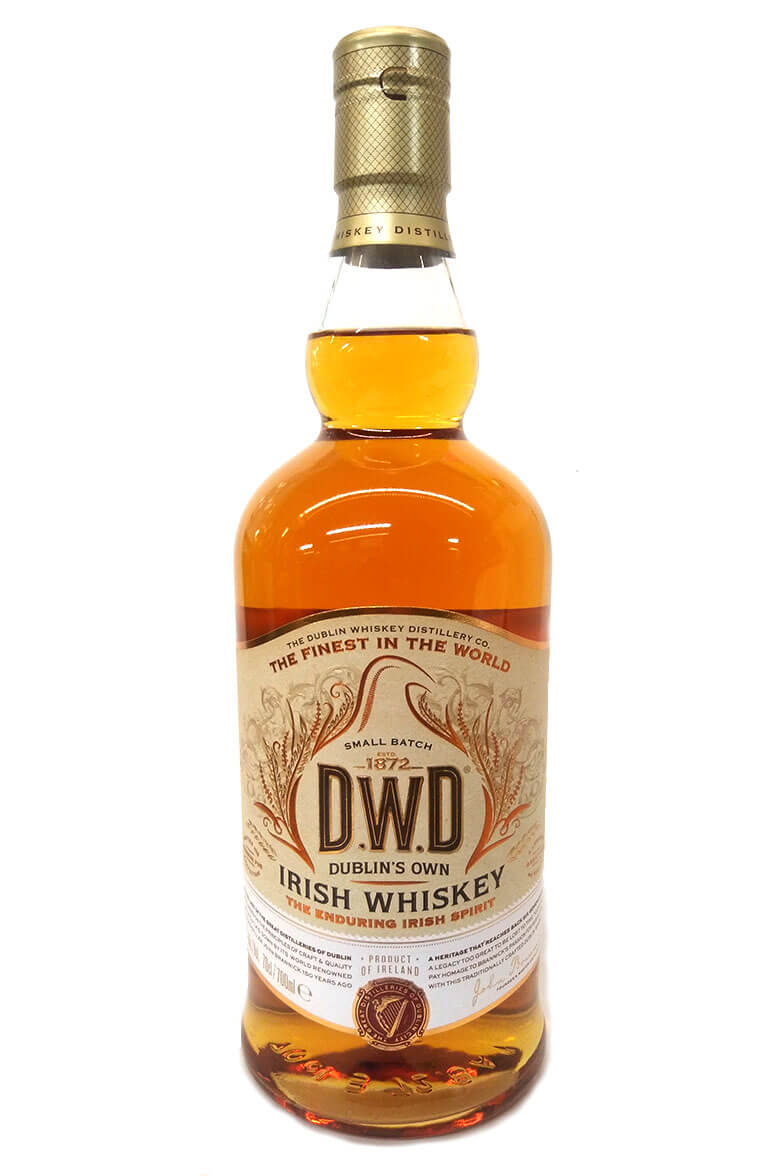 DWD Heritage Edition Irish Whiskey