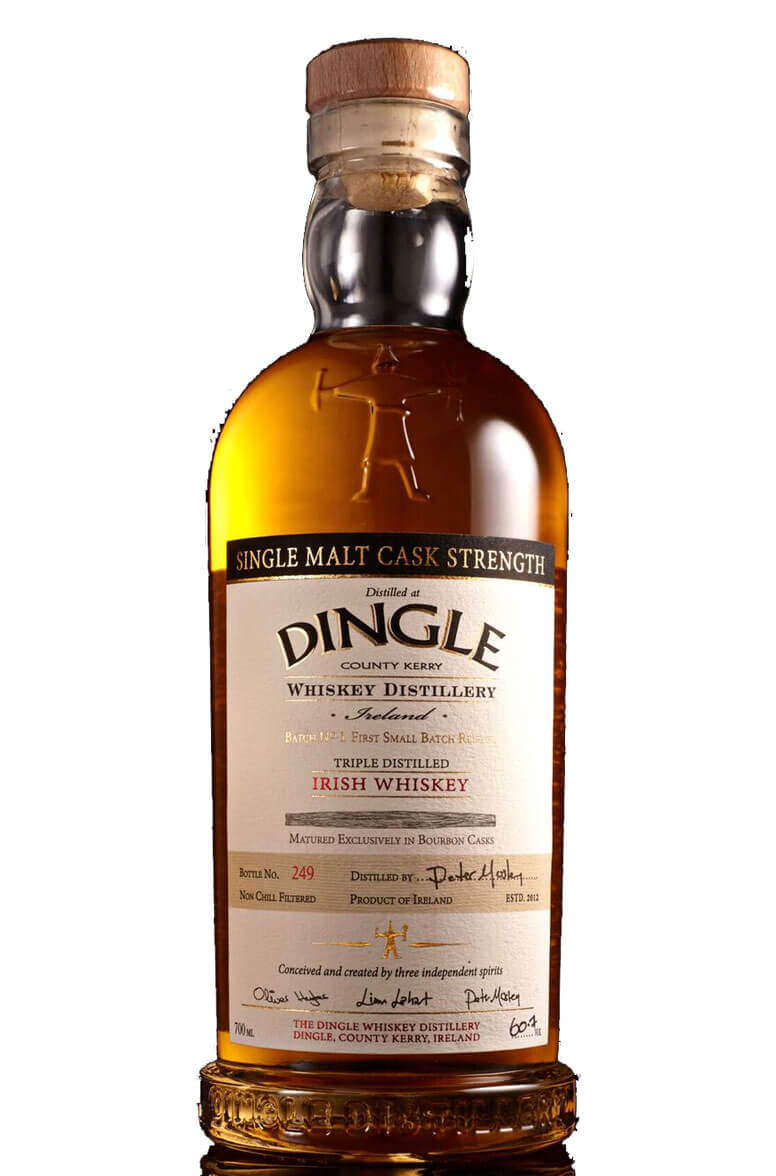 Dingle Cask Strength Single Malt Batch No. 1