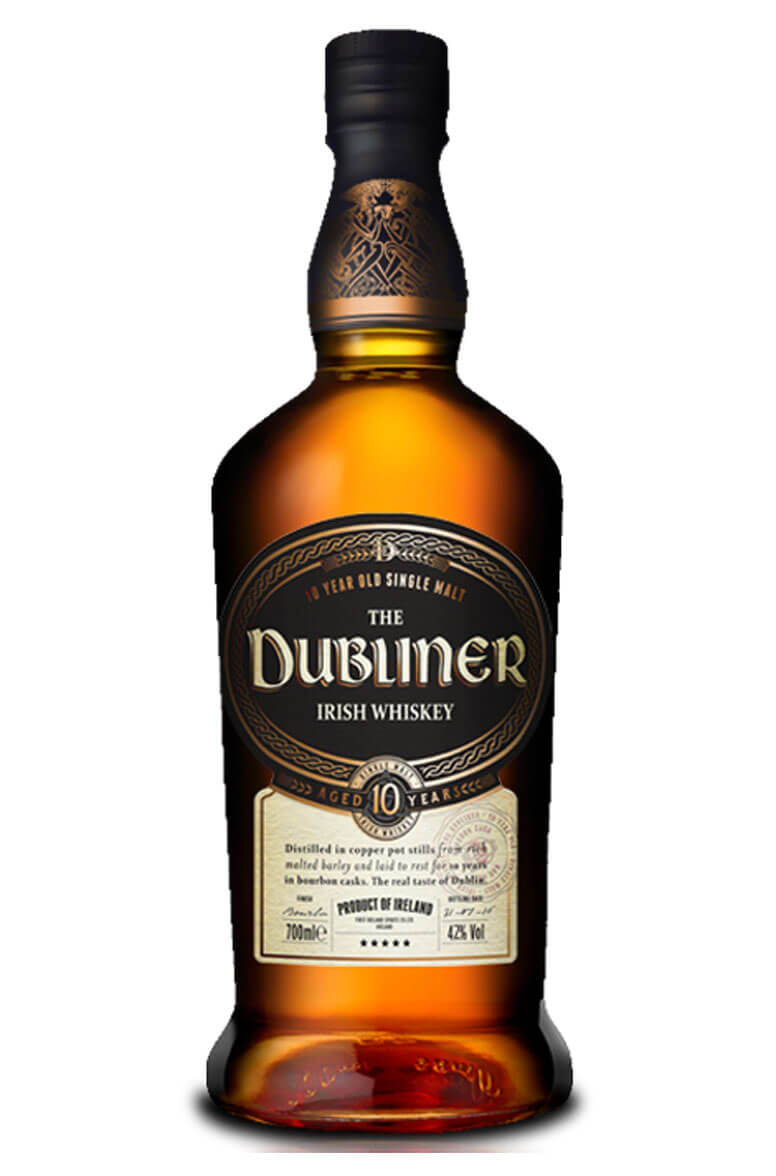 The Dubliner 10 Year Old Single Malt