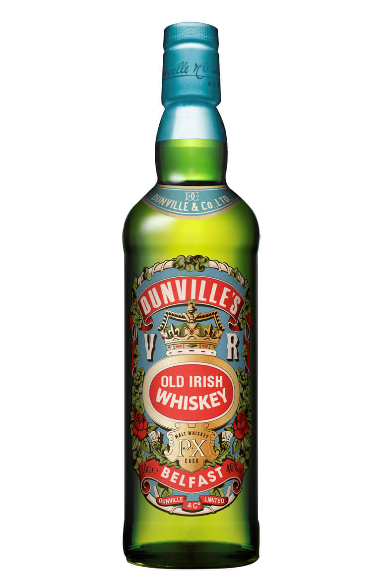 Dunvilles PX Cask 10 Year Old